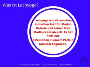 Was ist Lachyoga